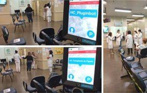 HC da USP recebe robôs de telepresença para atendimento em casos de isolamento