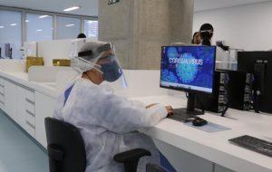 Estado de SP registra 38 mil óbitos e 1,06 milhão casos de coronavírus