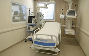 Governo de SP garante custeio de 2 mil leitos de UTI para tratamento da COVID-19 no SUS