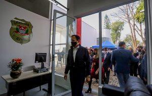 Governo de São Paulo inaugura novas sedes policiais em São Bernardo do Campo