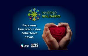 Sabesp supera meta e arrecada 191 mil peças na campanha Inverno Solidário