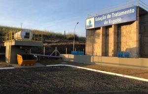 Governo de SP entrega Estação de Tratamento de Esgotos de Cordeirópolis