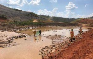 DAEE promove resgate de ictiofauna e reduz impacto no Rio Jaguari