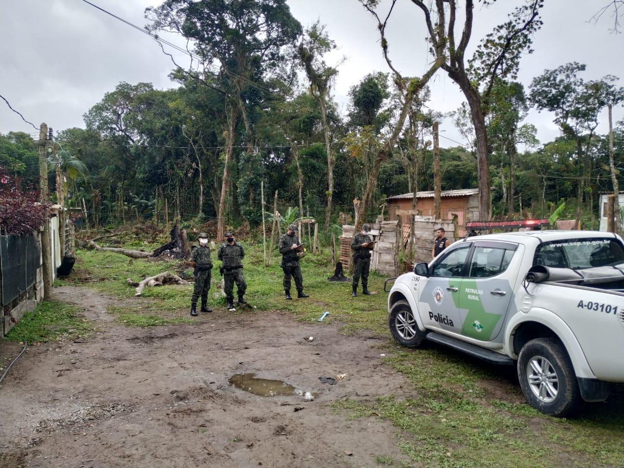 PM Ambiental realizou 'Operação Meio Ambiente Mais Seguro'