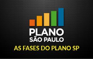 Entenda quais são as fases do Plano São Paulo
