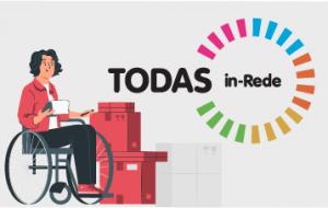 Todas in-Rede reúne serviços e informações úteis a mulheres com deficiência