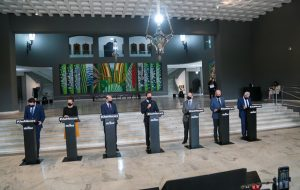 Governo faz testagem inédita de coronavírus em comunidade quilombola em Registro