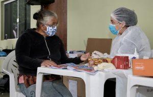 Governo do Estado realiza ação humanitária em comunidade quilombola do Vale do Ribeira