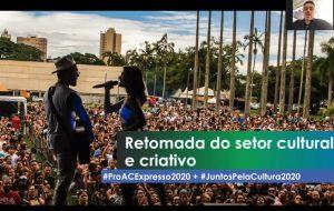 Governo anuncia investimento recorde de R$ 177, 18 milhões em projetos culturais