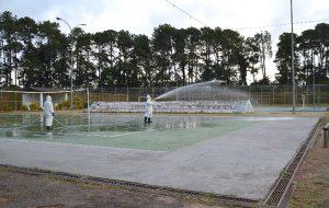 Unidades prisionais recebem apoio das prefeituras no combate ao coronavírus