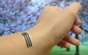 Fapesp: Sensor vestível em material natural analisa substâncias presentes no suor