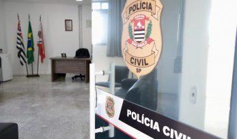 Inauguração do 2º DP de Carapicuíba