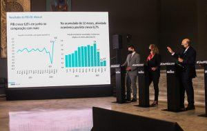 Estado lança indicador PIB+30 para monitorar economia de SP em tempo real