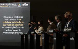 """SP lança o """"Meu Emprego Vaga Certa"""" para facilitar contratação de cidadãos"""