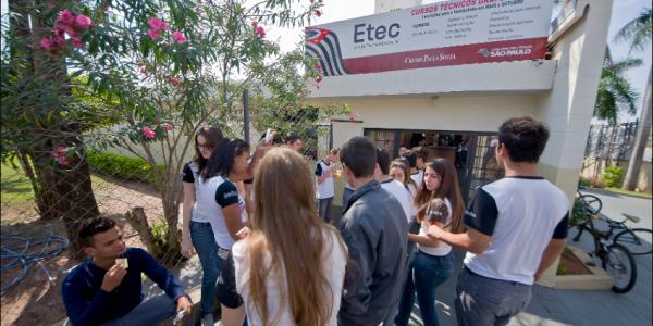 Ideb: entre as 100 melhores escolas públicas do Brasil, 50 são Etecs