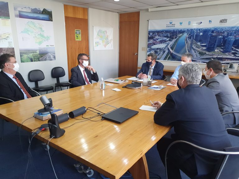 Governo do Estado de São Paulo firma parceria nas áreas de petróleo, gás e energias renováveis