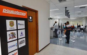 Poupatempo oferece serviços de 25 Prefeituras