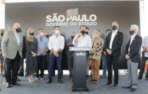 Governo de São Paulo entrega viaduto de acesso a Hortolândia