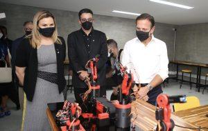Governo de SP inaugura primeira Fábrica de Cultura 4.0 em São Bernardo do Campo
