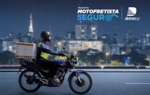 SP capacitará motofretistas e facilitará compra de motos e regularização de documentos
