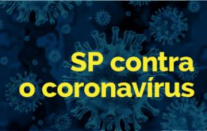Ações do Governo de SP no combate ao coronavírus