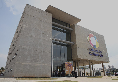 Fábrica de Cultura 4.0 capacita jovens de 10 a 24 anos