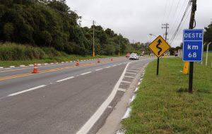 Governo de São Paulo entrega obras de modernização da rodovia Índio Tibiriçá (SP-031)
