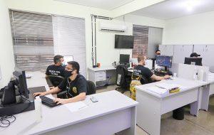 Governo de São Paulo inaugura Deic em Bauru