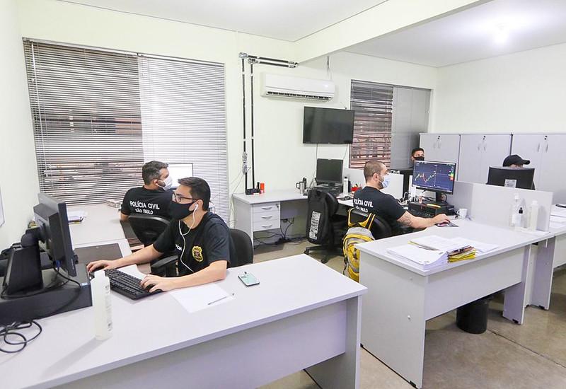 Governo de São Paulo inaugura Deic em Bauru   Governo do Estado de São Paulo