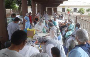 COVID-19: Secretaria dos Direitos da Pessoa com Deficiência promove testagem em Jaci