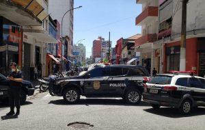 Operação da Polícia Civil apreende peças veiculares avaliadas em mais de R$ 1 milhão