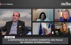 Acordo Ambiental São Paulo é destaque no cenário internacional