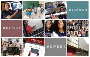 Centro Paula Souza celebra 51 anos e vira exemplo de reinvenção na pandemia