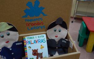 Hospital Geral do Grajaú ganha biblioteca para crianças internadas e familiares