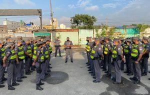 Polícia Militar inicia operação na região do Brás, na capital