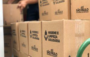 Governo entrega 2 mil cestas básicas a instituições que atendem pessoas com deficiência