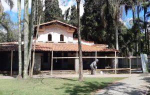 Governo de SP restaura casarão do século 17 no Parque Itaim Biacica