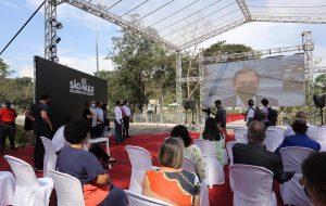 Governo de São Paulo entrega obra de restauro de Museu em Franco da Rocha