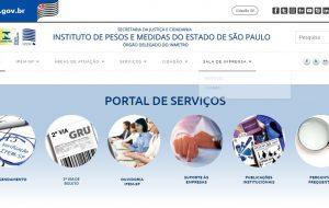 Ipem-SP lança novo site priorizando o atendimento à população