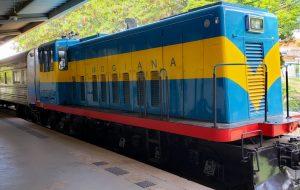 Estreia do Trem Republicano marca uma viagem de quase 150 anos