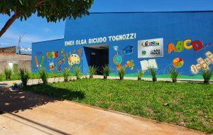 Governo de SP entrega Creche Escola em Bauru