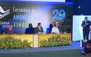 Programa Nascentes é finalista no Prêmio ANA 2020