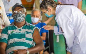 São Paulo começa a vacinar as primeiras comunidades quilombolas no Brasil