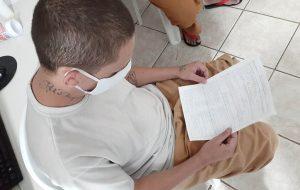 SAP intensifica testes de HIV e sífilis em unidades prisionais da região central