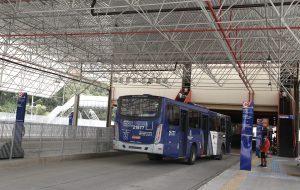 Governo de SP entrega terminal metropolitano em Osasco