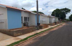 CDHU entrega 24 casas na cidade de Rinópolis