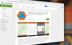 Fatec São José dos Campos auxilia Defesa Civil com app para alerta de enchentes