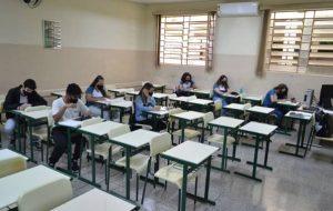 Etecs abrem suas portas para retomada das aulas presenciais