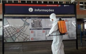 Terminal Metropolitano Diadema terá sanitização para proteção contra o coronavírus