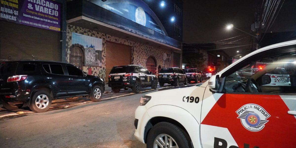 Governo de SP interrompe mais festas e aglomerações em diversos pontos do estado